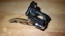 SRAM X5 FRONT DERAILEUR, 9 SPEEDS, SLIGHTLY USED, 34.9MM CLAMP, TOP PULL
