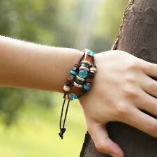 Fashion Jewelry Unisex Alloy Punk Zircon Bracelet Leather Belt Wristband Bangle