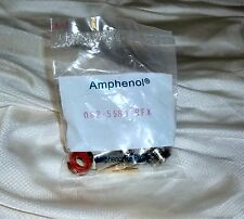 Amphenol Twinaxial plug 082-5589-RFX, NEW