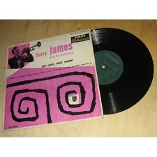 HARRY JAMES AND HIS ORCHESTRA soft lights, sweet trumpet PHILIPS 25cm - 1955