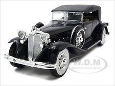 1932 CHRYSLER LEBARON BLACK 1/32 DIECAST MODEL CAR BY SIGNATURE MODELS 32316