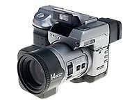 Sony MVC-FD91 Mavica 0.8MP Digital Camera 14x Optical Zoom MVCFD91
