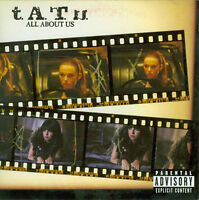 t.A.T.u. ‎CD Single All About Us - Holland (EX/EX+)