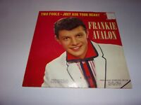Frankie Avalon: Just Ask Your Heart / Two Fools / 45 With PS / 1959
