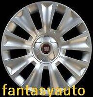 Fiat Tipo 2016  Set 4 Pezzi Borchie Coppe Ruota  Copponi Copricerchi 16 L/R 1317