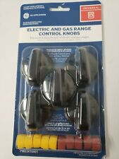 General Electric Control Knobs Universal Black