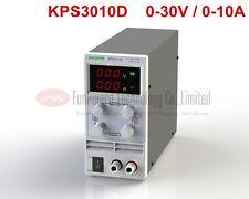 KPS3010D Adjustable Mini Switch DC Power Supply Output 0-30V 0-10A AC110-220V