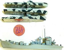 4x Schnellboot 1 x M195 3 x JB5 E218 Schiffsmodell 1:1250 SHPZ64 å *