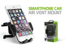 Car Vent Smart Phone Holder Mount for Apple, Samsung, Google, LG & More
