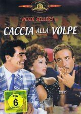 DVD - Jagt den Fuchs - Peter Sellers, Britt Ekland & Victor Mature