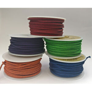 BCY #24 - D Loop Material - Twisted Colours - 1 Meter