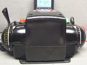 LIONEL #ZW-275 WATT TRANSFORMER MODEL(R) UPDATED-CLEANED-SERVICED-TESTED LN++CD.