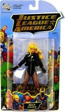 Dc Direct Justice League of America 1: Black Canary Action Figure New