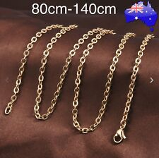 80cm-140cm Gold Chain Necklace for Harmony Ball Pendant Angel Caller Lockets