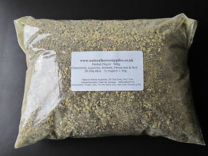 Herbal Digest 900g - horse digestive system soothes gut eases gas equine stomach
