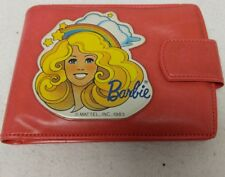 Vintage 1983 Glamour Wallet  Barbie used 88000 4uNOW2DAY