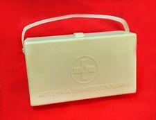 Vintage Medical kit box Soviet USSR 1986 first aid kit universal