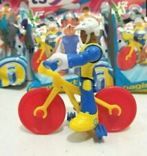 Fisher-Price Imaginext Blind Bag Series 12 - Cyclist Bike Racer # 64 NEW Sealed