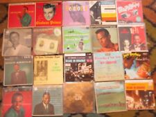 Lot of 20 EP'S!!! MIXED Varitety Belafonte & More!  FREE SHIPPING IN U.S.!