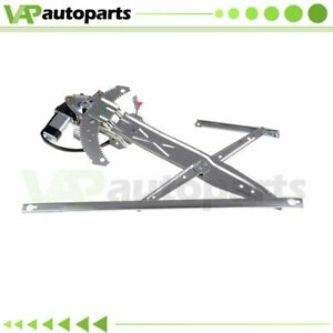 AUTOPA 72711-S84-A01 Rear Right Power Window Regulator with Motor for 1998-2002 Honda Accord