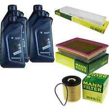 Inspektionspaket 5L für BMW Öl TwinPower 5W-30 MANN-FILTER Mini R50 R53 64030503