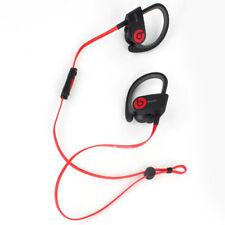 Beats by dre Powerbeats2 Wireless Sports Earphone Headphones Black / RED
