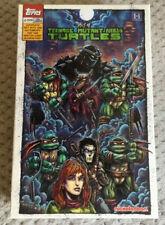 More details for art of tmnt teenage mutant ninja turtles - 100-card factory box set nm topps