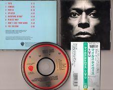 Miles Davis CD TUTU © 1986 JAPAN WPCP-3568 OBI - near mint condition