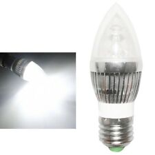 3*3 E27  High Power LED Chandelier Candle Light Bulb
