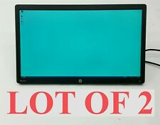 "HP Z22i Z Display 21.5"" IPS LCD Monitor FHD 1920*1080 D7Q14A 722537-001 Lot 2"