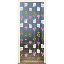 Amscan 6 Love Always & Forever String Decorations 2m