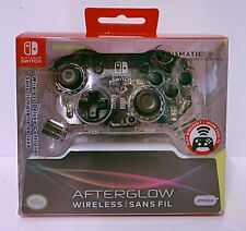 PDP Afterglow Nintendo Switch Wireless Deluxe Controller 500-137 Nintendo Switch