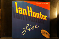 Ian Hunter - Welcome To The Club    2 LPs