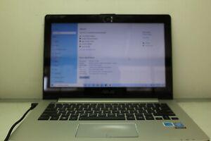 """Asus Vivobook Q301L 13.3"""" I5-4200U Laptop 6GB RAM"""