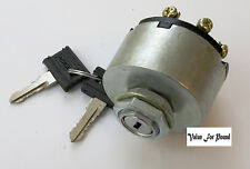 3 WAY IGNITION SWITCH 2 KEYS ROYAL ENFIELD BULLET