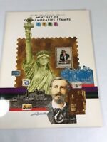 1985 United States Postal Service Mint Set of Commemorative Stamps w/ Bonus