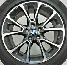 Original BMW X5 F15 E70 Winterräder Continental Sternspeiche 449 ✰ 19´Zoll