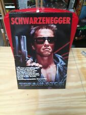Neca Reel Toys The Terminator Ultimate Tech Noir Terminator 7� Action Figure New
