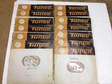 "TUNCO TUNGSTEN CARBIDE BLADE,MODEL 16064A,12"" BLADE,NEW BLADE"