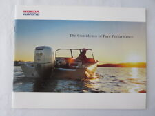 2008 Honda Marine Boat Outboard Motor Sales Brochure Catalog BF2D - BF225A
