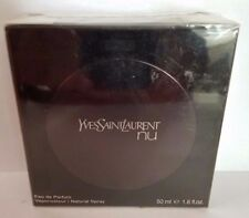 NU Yves Saint Laurent 1.6 FL oz / 50 ML Eau De Parfum Spray Sealed New In Box