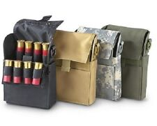 NEW Fox Tactical Hunting Shotgun Ammo 25 Round Shell MOLLE Pouch ACU ARMY DIGI