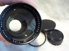 Manual Focus Fixed/Prime Camera Telephoto Lenses 200mm Focal