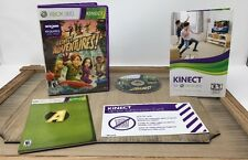 Kinect Adventures!  (Microsoft Xbox 360, 2010) Game Only. Disc Very Good