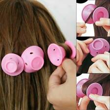 30pcs Magic Soft Roller Silicone No Heat Hair Curlers Roller Hair Care DIY tool