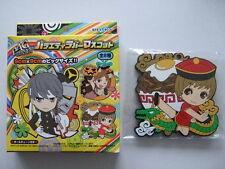 Chie Satonaka Big Size Rubber Strap Key Chain Coaster P4G Persona 4 The Golden