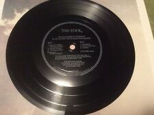 THE CHAPMAN STICK 1979 Demo FLEXIDISC RECORD Emmett Tony Levin King Crimson Bass