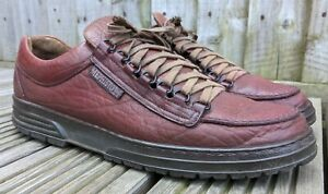 Mephisto Cruiser Air Relax Trampolins Mens UK11.5 Brown Leather Comfort Shoes