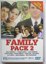 FAMILY PACK 2 10 MOVIE DVD The Climb, Tattle Tale, Star Dust, Almost Salinas