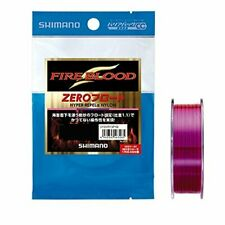 SHIMANO NYLON Line FIRE BLOOD HYPER REPEL a ZERO Float 150m #3 Pink NL-I51P